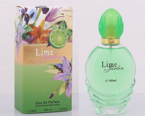 Lime Jardin e100ml FP8097 48 pieces